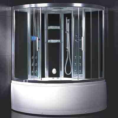 Ariel Combo Steam shower bathtub