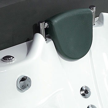 2 person whirlpool jetted bath