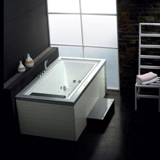 Whirlpool Bathtub for One Person - AM146