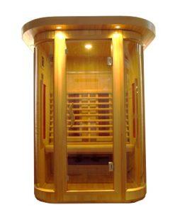Infra-red Sauna ELITE SERIES - ST-001/BS-9252