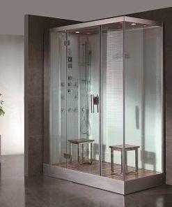 steam shower for two people from Ariel Platinum