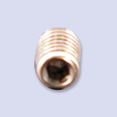 thermostatic cartridge fastening screw