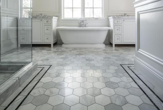 bahtroom flooring ideas