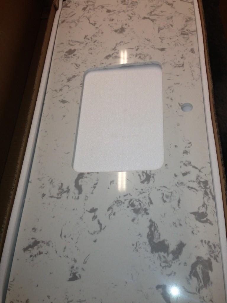 countertop for bathroom