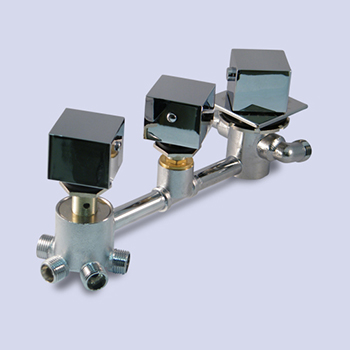 5 way thermostatic faucet